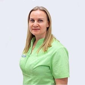 Lina Lukšienė Periodontologė